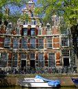rondvaart diner in Amsterdam