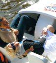 waterfietsen speurtocht in amsterdam